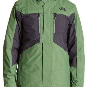 Brand new The North Face Clement TriClimate Jacket
